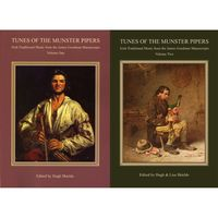 Tunes of the Munster Pipers, Volumes 1 & 2