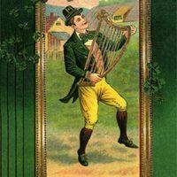 ITMA St Patrick's Day Postcards