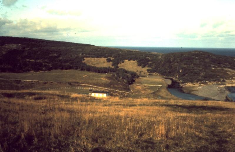 Cuslett, Placentia Bay, Newfoundland, ca. 1975 / Aidan O'Hara