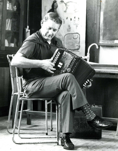 Johnny O'Leary, accordion / Liam McNulty