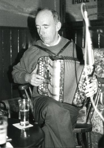 Pat McGee, accordion / Aidan McGovern