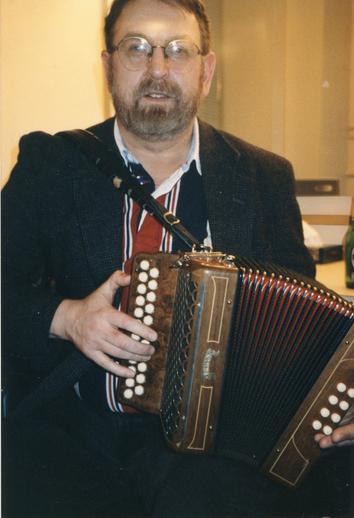Paddy O'Brien, accordion / Tom Sherlock