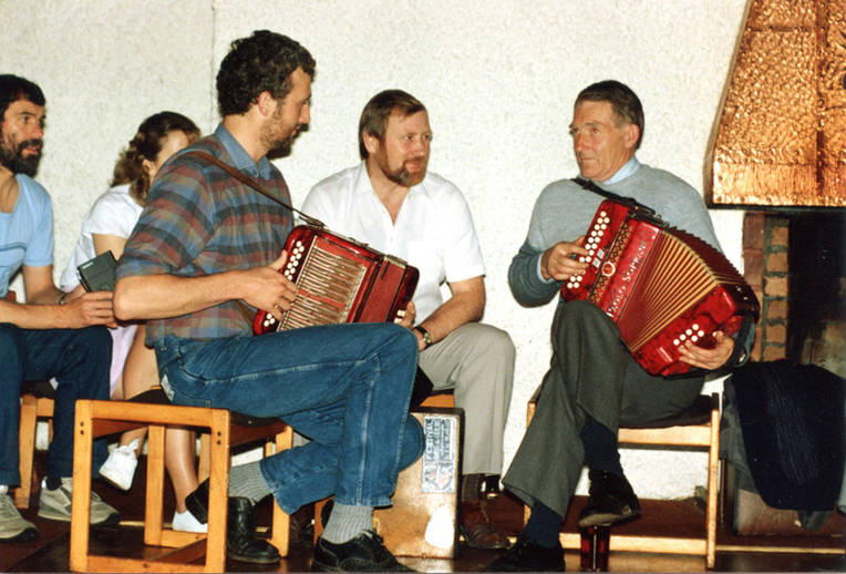 Brendan Begley ; Johnny O'Leary ; and others / Terry Moylan