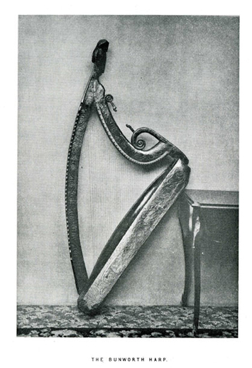 The Bunworth harp / unidentified photographer