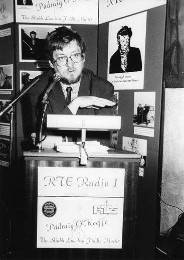 Peter Browne, collector / John Reidy