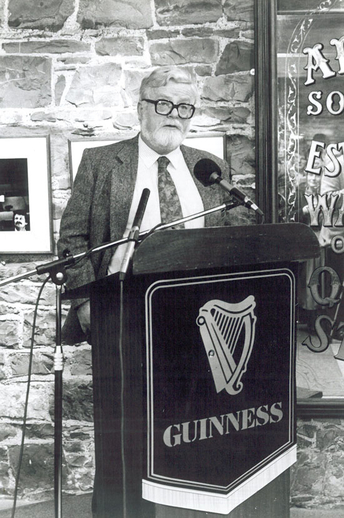 Tom Munnelly, collector / Mac Innes photographer