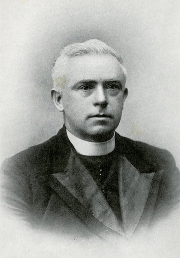 Rev. Dr Richard Henebry, collector / [unidentified photographer]