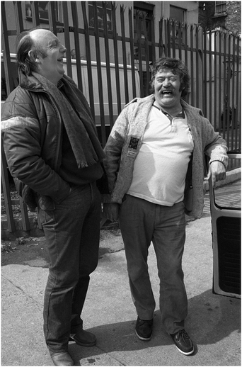 Frank Harte and Liam Weldon / Colm Keating