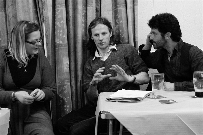 Lorcan Mac Mathúna and others / Colm Keating