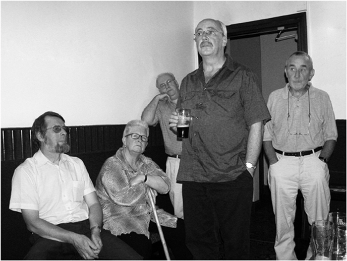Tim Dennehy and others / Colm Keating