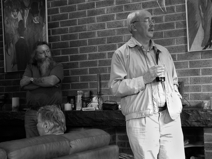 Tim Dennehy and Eddie McNamara / Colm Keating