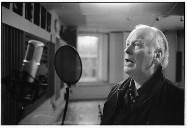 Len Graham, singer / Danny Diamond