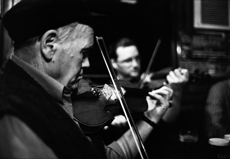 Danny Meehan, fiddle / Danny Diamond
