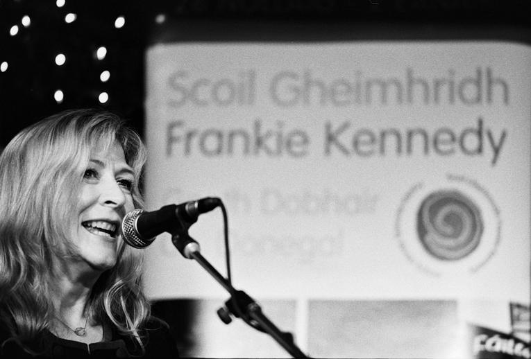 Mairéad Ní Mhaonaigh, 2011 / Danny Diamond