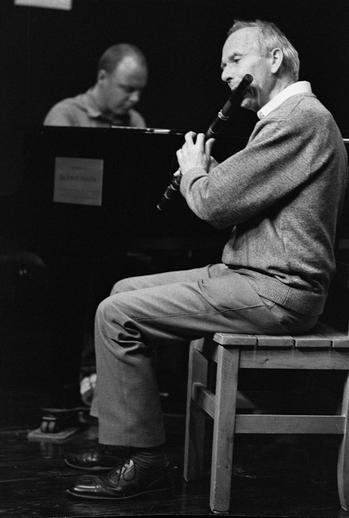 Michael Tubridy, flute / Danny Diamond