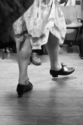 Mairéad Casey, dancer, 2010 / Danny Diamond