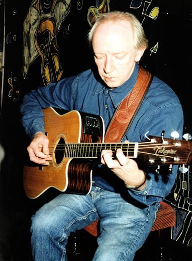 Arty McGlynn, guitar / Steven de Paoire