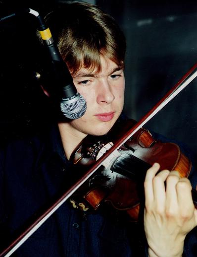 Liam O'Connor, fiddle / Steven de Paoire