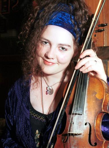 Michelle O'Brien, fiddle / Steven de Paoire