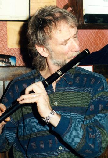 Seán Garvey, flute / Steven de Paoire