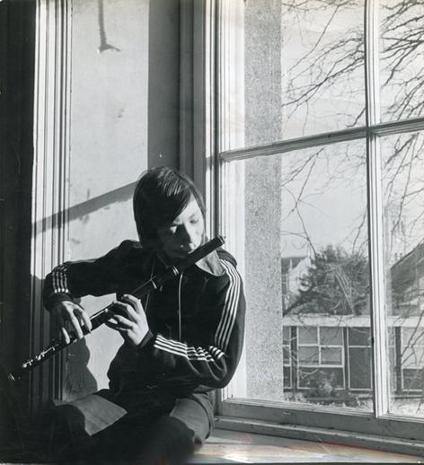 Ciarán Dunne, flute / Bill Doyle