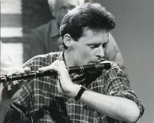 Conal Ó Gráda, flute / Liam McNulty