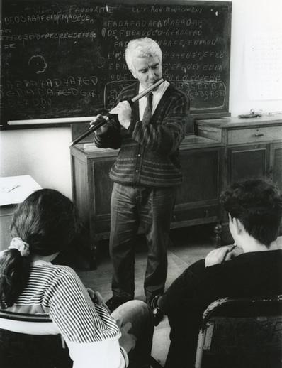 Mick O'Connor, flute / Tony Kearns