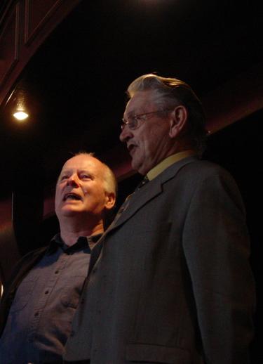 Len Graham and John Campbell / Dan Milner