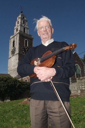 Peadar O'Loughlin, Gradam Saoil 2005 / TG4 photographer