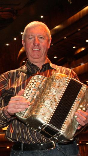 Con Fada Ó Drisceoil, Cumadóir na Bliana 2009 / TG4 photographer