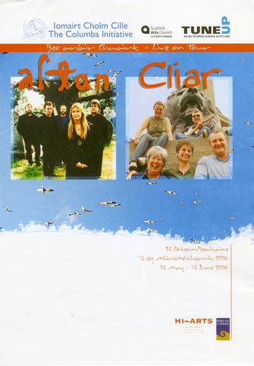 Altan & Cliar Live on Tour