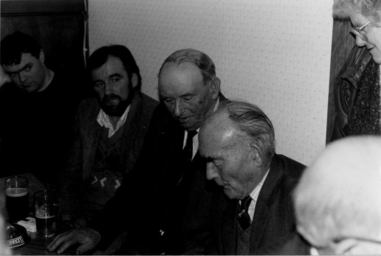 Denis McDaid and Jimmy Houten, 1991 / Jimmy McBride