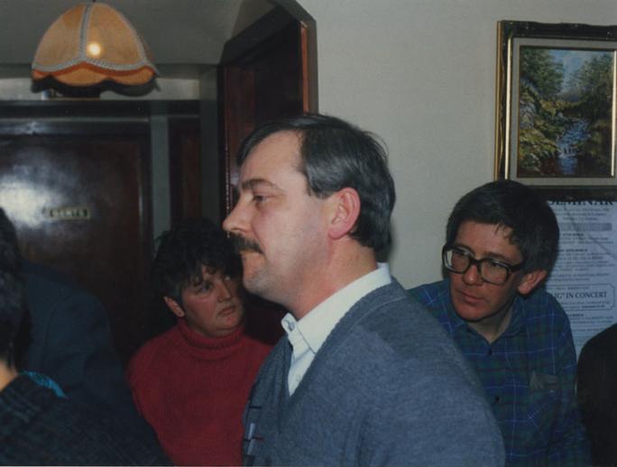 Jim MacFarland, 1992 / Jimmy McBride