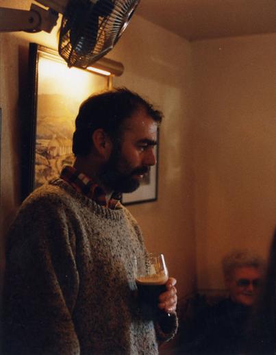 Pat McGonigle, 1993 / Jimmy McBride