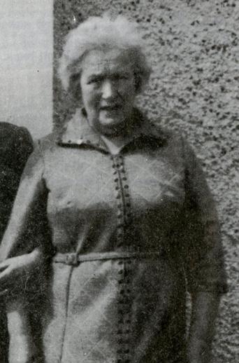 Mary Ann Canny / John Gallagher