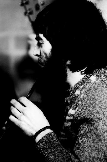 Alex Keelan, whistle, 1977 / Joe Dowdall