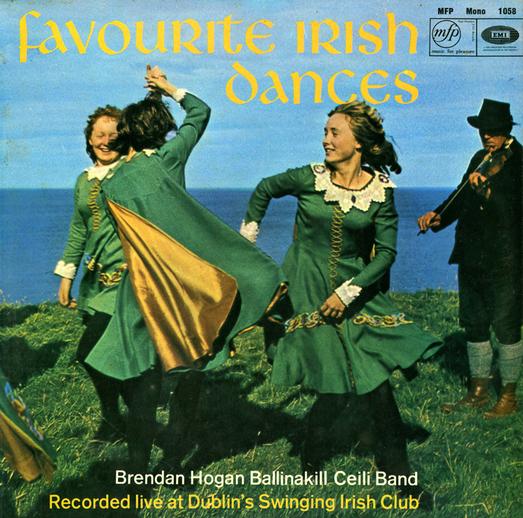Favourite Irish dances, 1959 / designer Patrick Coyle