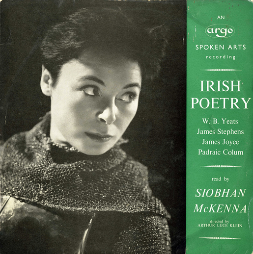 Irish poetry, 1959 / designer unidentified