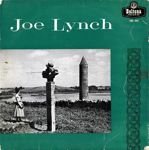 Joe Lynch, 1959 / designer unidentified