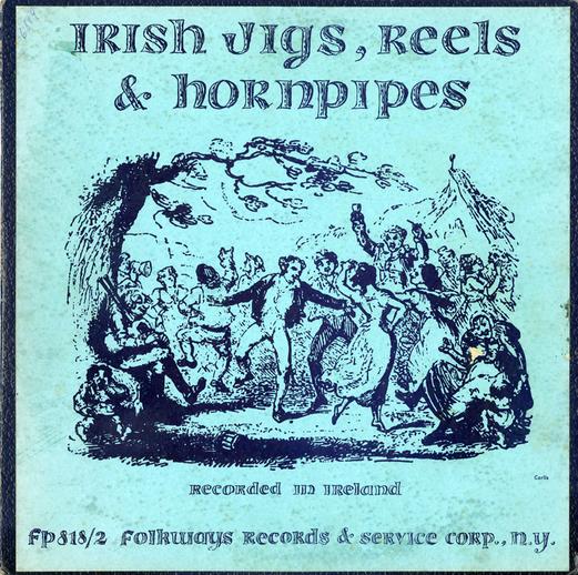 Irish jigs, reels & hornpipes, 1956 / designer Carlis