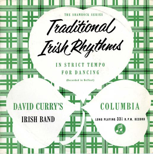 Traditional Irish rhythms, 1956 / designer unidentified
