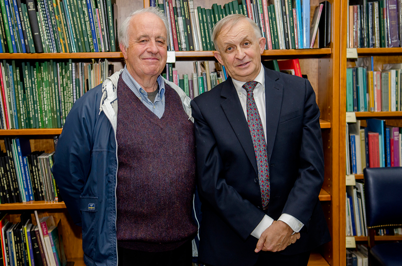Harry Bradshaw and Nicholas Carolan / Dónal Glackin