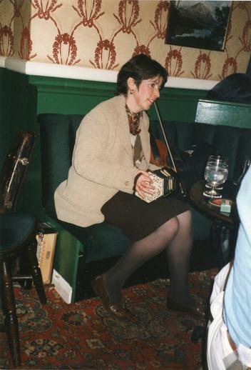 Mary Flaherty-Bowe, concertina / Tom Maree