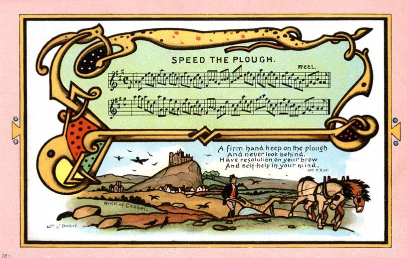 Speed the plough / William O'Duane