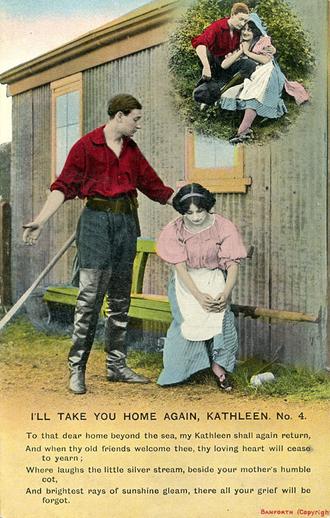 I'll take you home again Kathleen No 4 / unidentified artist