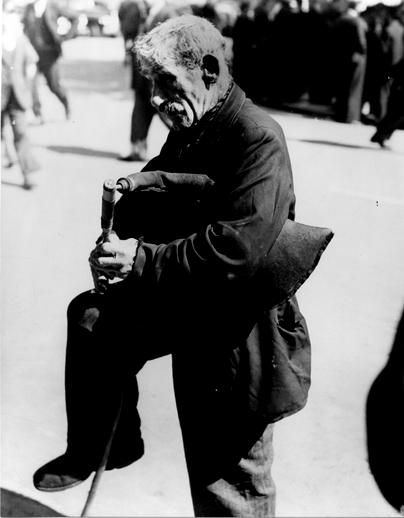John Doran / [unidentified photographer]