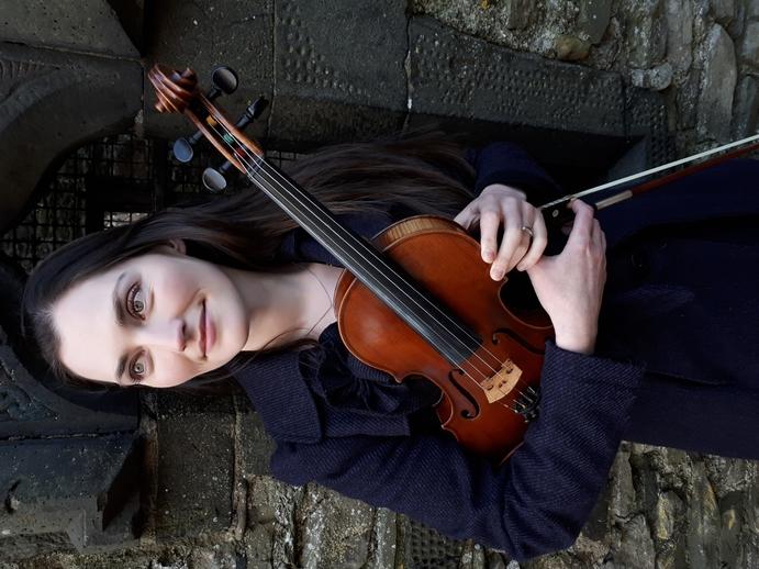 Zoё Conway, fiddle / John McIntyre