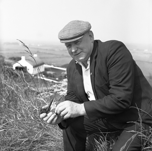 Eddie Butcher, c. 1980 / William Little