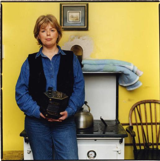 Mary MacNamara, concertina, 2000 / Paul McCarthy