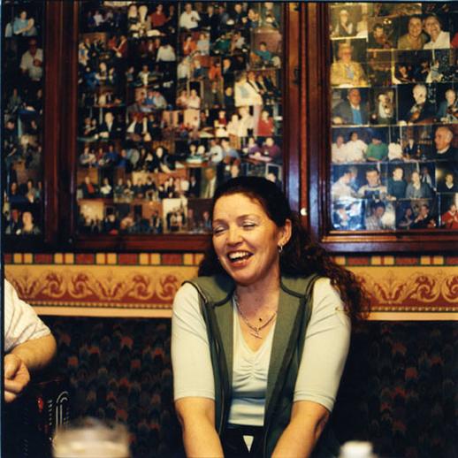 Rosie Stewart, singer, 2000 / Paul McCarthy